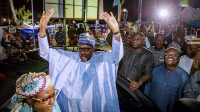 Muhammadu Buhari Re-Elected As President Of Nigeria