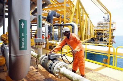 Nigeria's Oil Earning On The Rise
