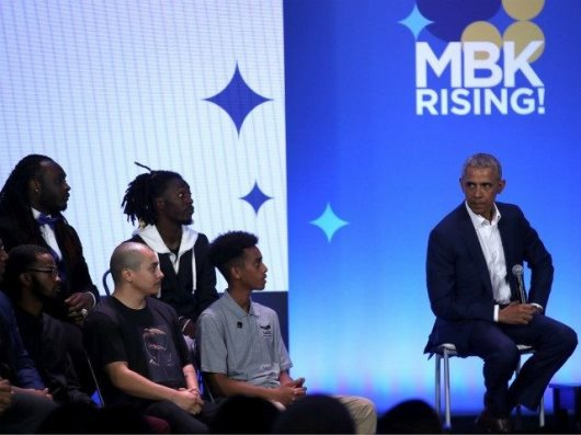 Barack Obama Talks Down To Black People, Again!
