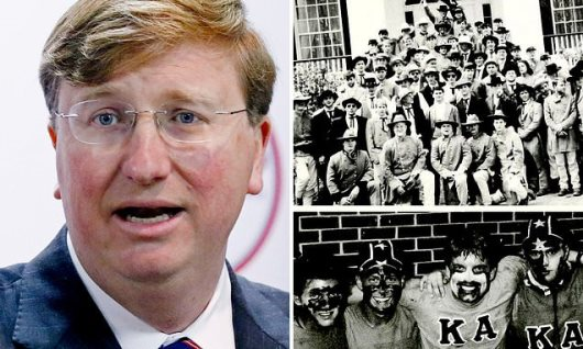 Mississippi Lt. Gov. Tate Reeves Took Part In Confederate Frat Parties