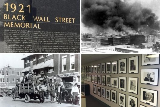 Tulsa Works To Restore Entrepreneurial Spirit Of 'Black Wall Street'