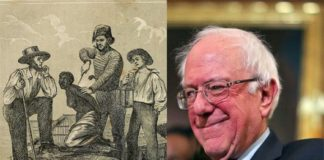 A Message To Bernie Sanders About The Jewish Involvement In Slavery