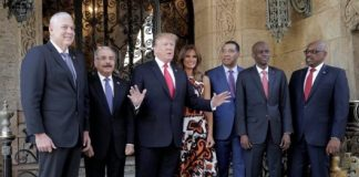 Antigua PM Slams 'Weak-Minded' Caribbean Leaders For Meeting With Trump