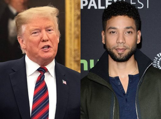 Trump Instructs DOJ And FBI To Investigate Jussie Smollett