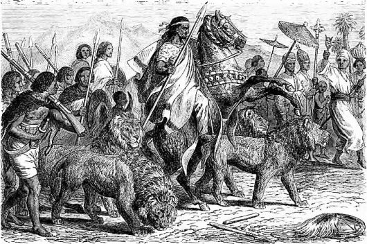 After Scalping Him Britain To Return Hair Ethiopian Emperor Tewodros II
