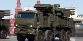 Secretive Ethiopia Is Operating The Pantsir-S1 Air Defence System