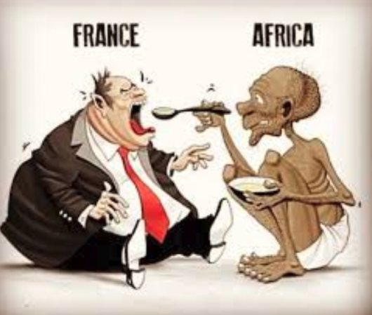 Italy Just Told France The Truth But Africa Wasn't Listening