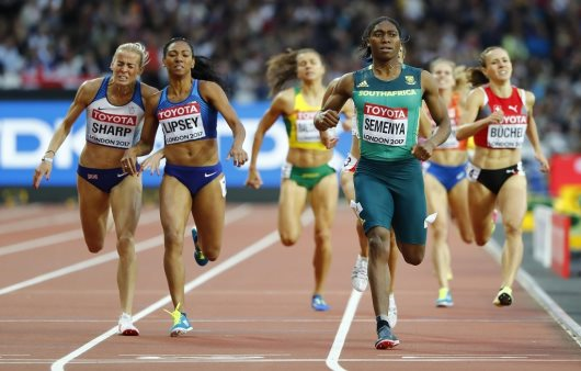 Can't Beat Em' ? Ban Em': More African Athletes Targeted By New IAAF Rules