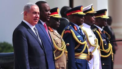 Israel Pushing For Foothold In Africa With Military Training