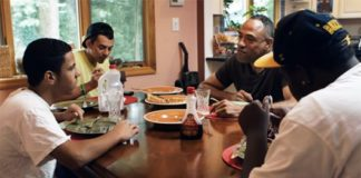 This 60-Year-Old Single Father Is Raising 7 Adopted Kids