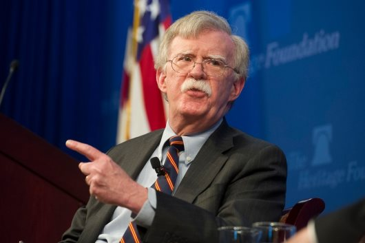 John Bolton Says He Wants to Protect Africa from China, But What About Washington?