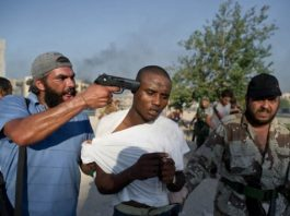 The Good Muslim Arabs Of Libya Are Enslaving Blacks And Selling Them For $500
