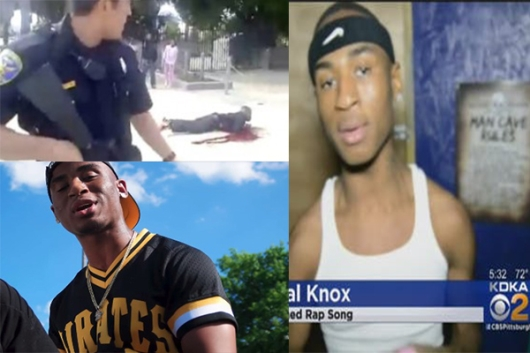 Rapper Charged With Terrorism For Sharing Song Critical Of The Police On Social Media