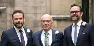 Deal With Disney, Will Make All Six Of Rupert Murdoch's Kids Instant Billionaires
