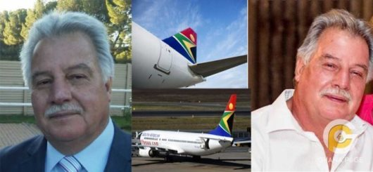 White Privilege: Fake Pilot Busted After 20 Years At South African Airways