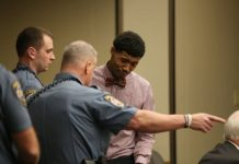 College Student Sentenced To 12 Years In Prison For Kissing A White Girl