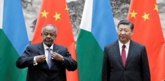 China Wants Strategic Relationship With The Tiny African Country Of Djibouti