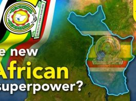AFRICANGLOBE - Within Eastern Africa, a new country might be forming. Or maybe not, things can be pretty volatile here. But yeah, what would it be like?