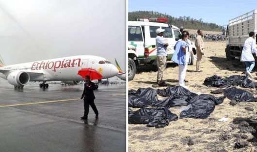 Boeing Finally Apologize For Causing Ethiopian Airlines Crash