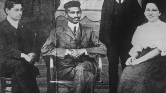 Was Gandhi A Racist? YES! He Was Also A Pedophile