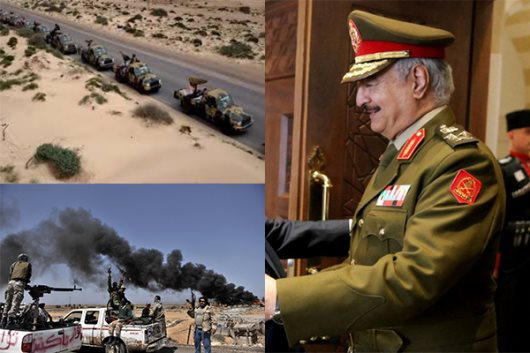 Libya: Warlord Khalifa Haftar Orders Forces To Advance On Tripoli