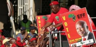 Julius Malema Expects Landslide Victory In South African Election