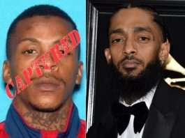 Man Suspected Of Killing Nipsey Hussle Is Captured