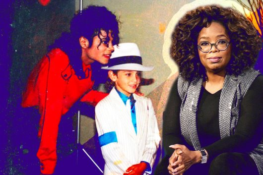 Hiding Her Shame: Oprah Winfrey Deletes Leaving Neverland Tweets