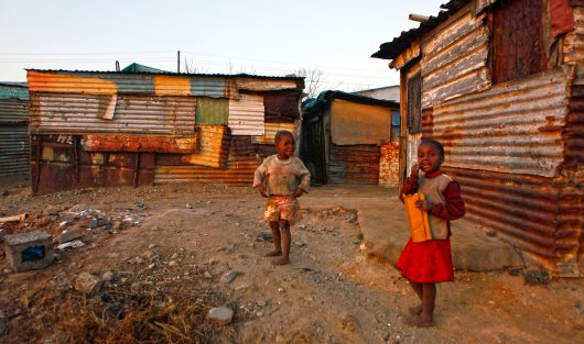 In South Africa Whites Earn Four Times More Money Than Africans Do