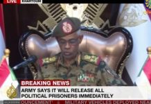 BREAKING NEWS: Sudan's Military Deposes Dictator Omar Al-Bashir