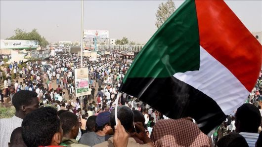 Massive Demonstrations Against Sudan's Military Continues For Third Week