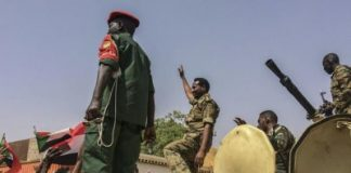 Sudanese Opposition Rejects Military Takeover