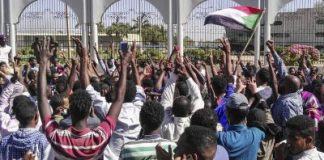 Protesters In Sudan Ask For Military Support To Remove Al Bashir