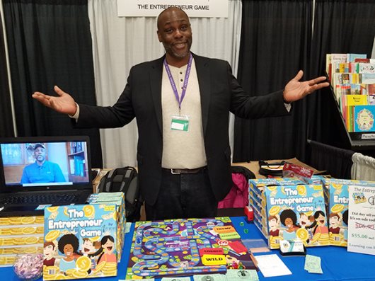 The Board Game That Teaches Children And Adults How To Start A Business