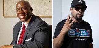 Ice Cube And Magic Johnson To Acquire Sports Networks From Disney
