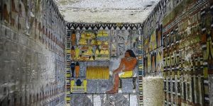 Egypt Unveils 4,300-Year-Old Tomb Loaded With Images Of Black People