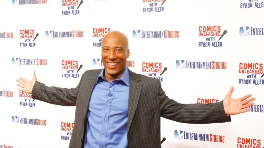Byron Allen Part Of A $10 Billion Media Acquisition From Disney