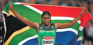 South Africans Angry At New IAAF Rules Targeting Caster Semenya