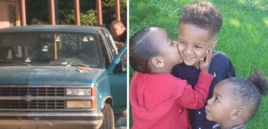 Dept Names Police Officers Who Shot Three Kids In Face, Head While Trying To Kill Fleeing Driver