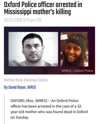 Female Who Bragged About Loving Cops And Hating Black People Is Murdered By Her Police Lover