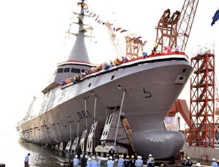 While Africans Are Selling Their Defense Assets Egypt Just Launched Its Second Locally Built Corvette
