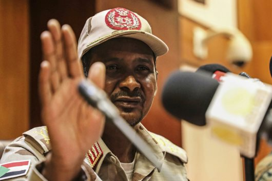 The Rise Of Sudanese General Mohammed Hamdan Dagalo The Butcher Of Darfur