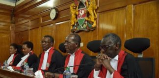 Homosexuality Is A Criminal Act In Kenya Supreme Court Rules