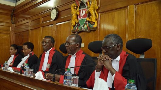 Kenya's Supreme Court Just Gave A Huge Blow To The Promoters Of Homosexuality In Africa