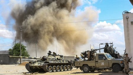 Libya: The Beginning Of A Bloody War