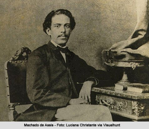 Brazil's Greatest Writer Was A Black Man, But They Hid This For Decades Machado de Assis