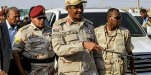 Sudan's Rapid Support Forces Are Veterans Of The Genocide In Darfur