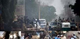 Janjaweed Militias Continues To Massacre Protesters In Sudan