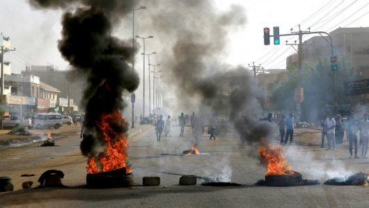 The World Silent As Sudanese Army And Arab Militias Massacre Peaceful Protesters