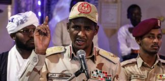 The RSF: Sudan In The Grip Of A Murderous Arab Militia